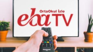 TRT Eba Tv Ortaokul Canlı Yayın İzle