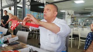Osmaniyeli İş Adamı Yerli ve milli üretimle İsrail'in dünya tekelini kırdı