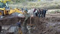 Böcekli Belediyesi içme suyu projesi başlattı
