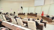 Osmaniye İl Genel Meclisinde 2021 Yılı Bütçe görüşmeleri yapıldı