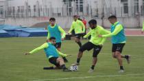 Osmaniyespor Fk seriyi sürdürmek istiyor