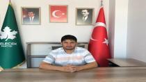 Başkan Saygılı, Selçuk Özdağ 'a geçmiş olsun mesajı yayınladı