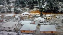 Sumbas'ın yaylarına yılın karı yağdı