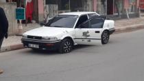 Seyir halindeki otomobile silahlı saldırı