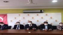 Milletvekili Durmuşoğlu, Düziçi teşkilatını ziyaret etti