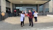 Başkan Tarhan, Tıp Bayramında Meslektaşlarını Unutmadı