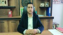 """Başkan Çil """"Türk milletinin sokaklara döküldüğü gündür"""""""