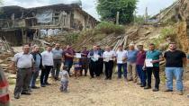 Yeşildere Köyünde MHP'ye Toplu Katılım