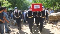 Trafik kazasında yaşamını yitiren Uzman Çavuş toprağa verildi