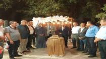 Ak Parti Heyeti Kerse ve Gök Ailelerin Nişan Törenine Katıldı