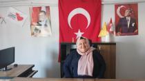 TDP Toprakkale ilçe Başkanı Leyla Hiç güven tazeledi