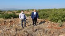 Düziçi Kaymakamı Turgay İLHAN Kurulacak Olan OSB Arazisini Yerinde İnceledi